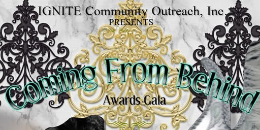 2019 COMING FROM BEHIND Award Gala