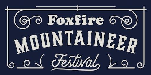 Foxfire Mountaineer Festival 2019