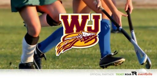 Walsh Jesuit vs Hudson Varsity Field Hockey (Girls)