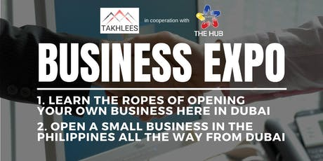 FREE Talk: Business Expo tickets