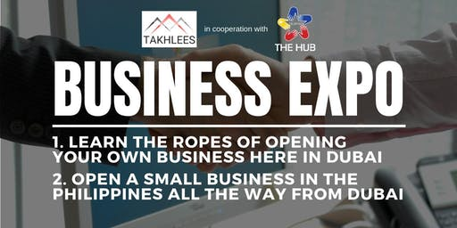 FREE Talk: Business Expo