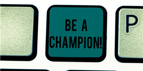 CCRAG Champion Training tickets