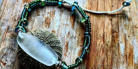 Sea-Glass Jewellery Making Workshop tickets