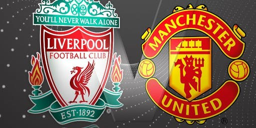 Liverpool vs Man Utd £16 Burger, Chips And Pint Deal