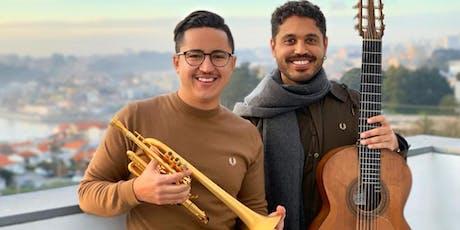 Portugal-Brazil Project: Gileno Santana and Henrique Neto tickets