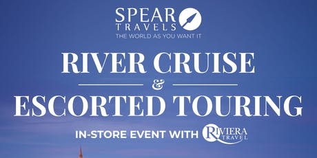 River Cruise & Escorted Touring - Meet The Expert In-Store Event tickets