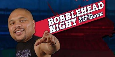 "Absolute Intense Wrestling Presents ""Bobblehead Night"""