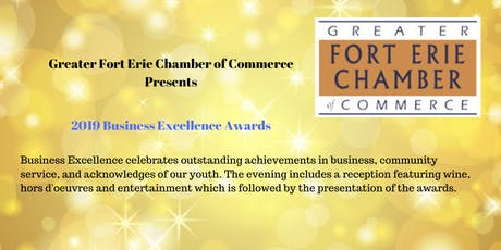 Business Excellence Awards 2019 tickets