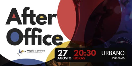 After Office Vol VI  entradas