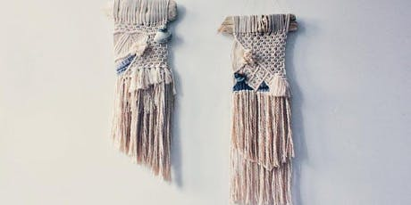 Macrame Wall Hangings tickets