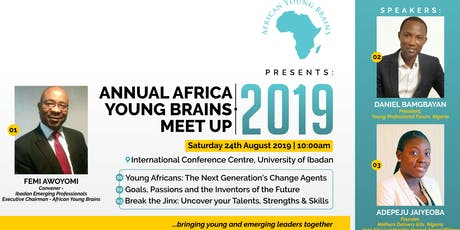 African Young Brains 2019 Meetup tickets