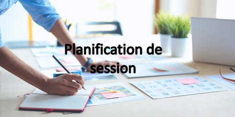Planification de session billets