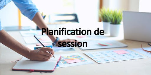 Planification de session