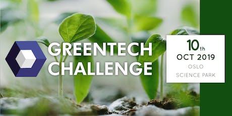 GREENTECH CHALLENGE Investor Day Oslo 2019 tickets