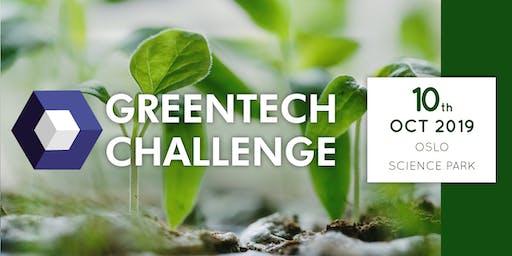 GREENTECH CHALLENGE Investor Day Oslo 2019