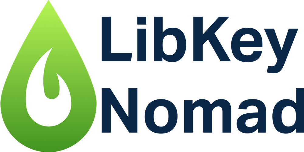 Image result for libkey nomad