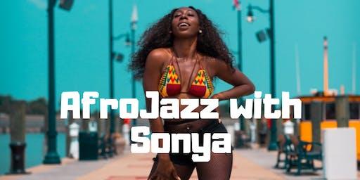 AfroJazz with Sonya