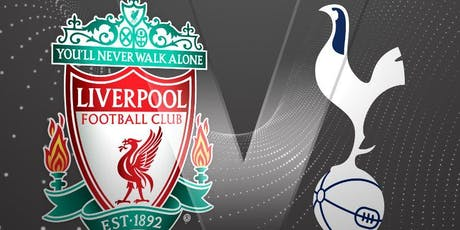 Liverpool vs Spurs £10 Burger, Chips And Pint Deal tickets