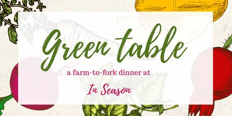 Green Table tickets