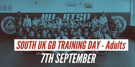 GB TRAINING DAY - SOUTH UK ADULTS tickets