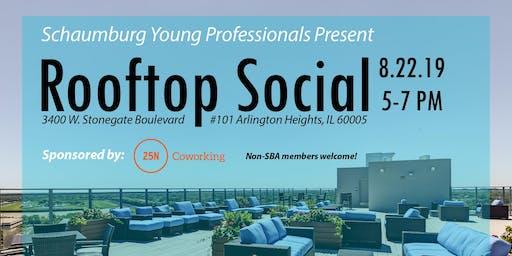 Rooftop Social | SBA Young Professionals