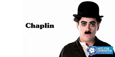 Dementia Friendly Screening - Chaplin tickets