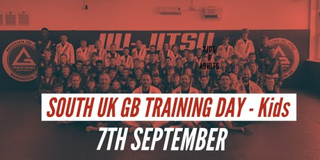 GB TRAINING DAY - SOUTH UK KIDS tickets