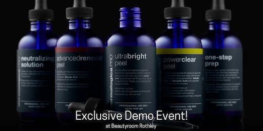 Dermalogica Pro Peel Event - Live Demonstration