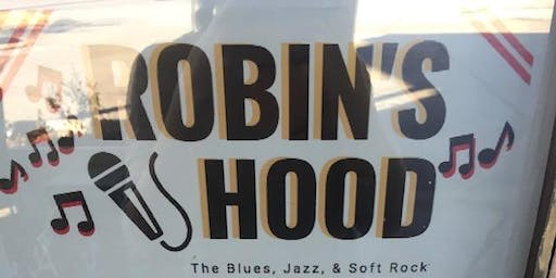 Robin's Hood Rocks the Patio