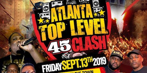 """Top Level 45Clash """"Who Runs The Town"""""""