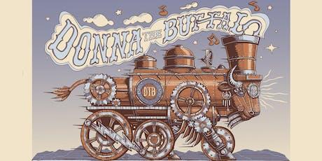 Donna The Buffalo tickets