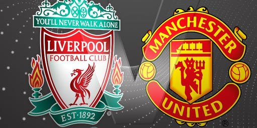 Man Utd vs Liverpool £10 Burger And A Pint Deal