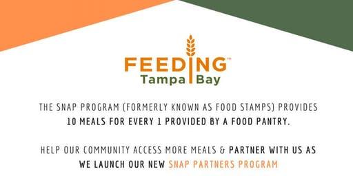 Call for SNAP Partners: Understanding Your Potential for Community Impact