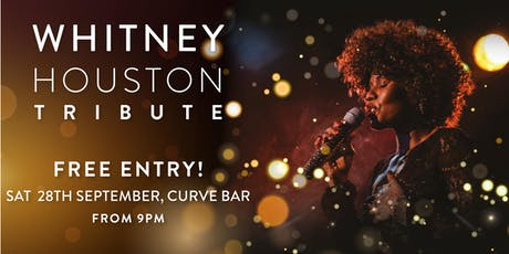 Whitney Houston Tribute  tickets