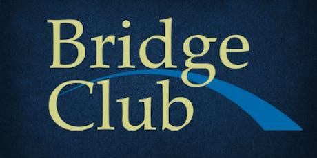 Bridge Club Social: Bloomfield Township tickets