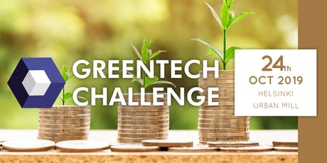 GREENTECH CHALLENGE Investor Day Helsinki 2019 tickets