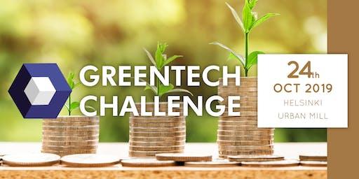 GREENTECH CHALLENGE Investor Day Helsinki 2019