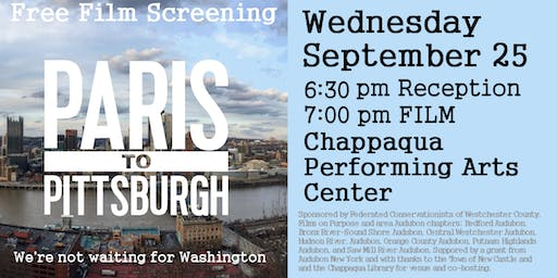 Film Screening: Paris to Pittsburgh