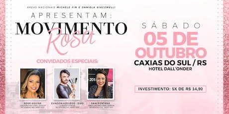 Movimento ROSA tickets