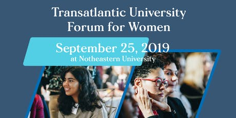 Transatlantic University Forum for Women tickets