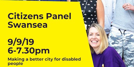 Citizens Panel - Swansea tickets