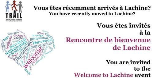 Rencontre de bienvenue de Lachine