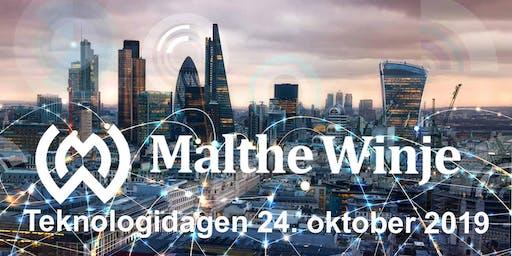 Malthe Winjes Teknologidag 2019
