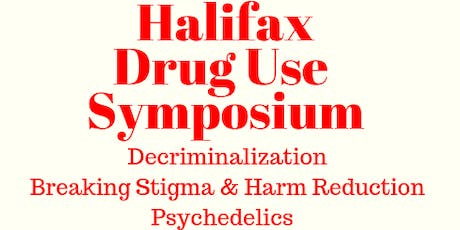 Halifax Drug Use Symposium tickets