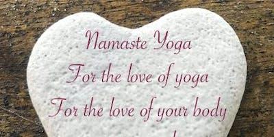 Namaste Yoga @ Davistown
