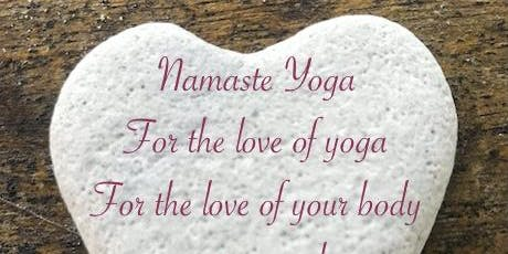 Namaste Yoga @ Davistown tickets