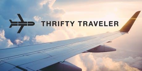 Thrifty Traveler Meet Up: Washington, D.C. tickets