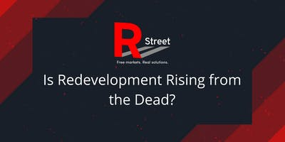 Is redevelopment rising from the dead?