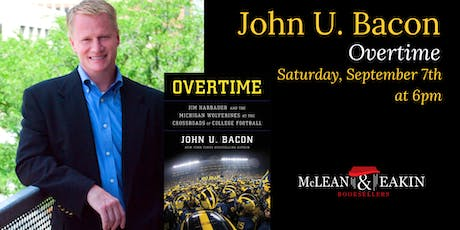 An Evening with John U. Bacon tickets