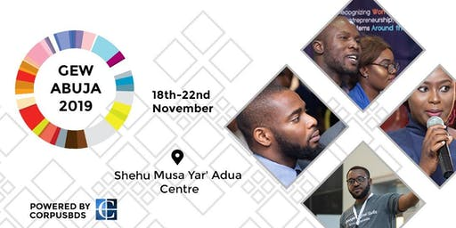 GLOBAL ENTREPRENEURSHIP WEEK  (GEW) 2019